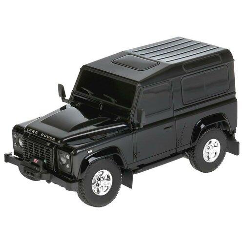 Купить Машина на радиоуправлении Rastar Land Rover Defender черная, Радиоуправляемые игрушки
