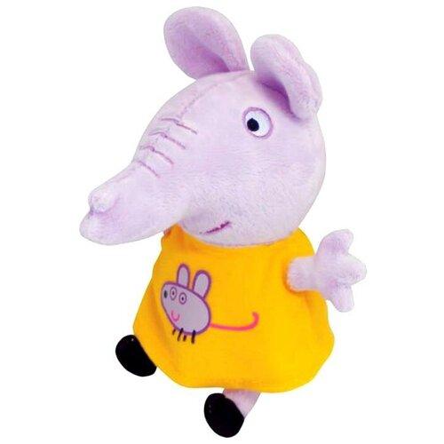 Мягкая игрушка РОСМЭН Peppa pig Эмили с мышкой 20 см