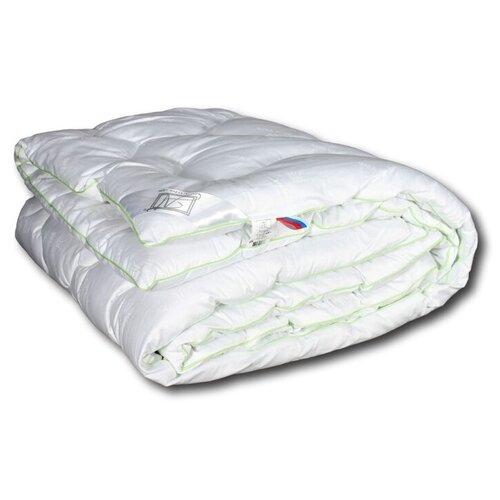 Фото - Одеяло АльВиТек Алоэ-Люкс, теплое, 172 х 205 см (белый) одеяло альвитек холфит комфорт теплое 172 х 205 см белый розовый