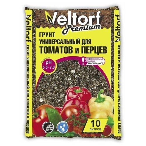 Фото - Грунт Veltorf Premium для томатов и перцев 10 л. грунт veltorf premium для томатов и перцев 10 л