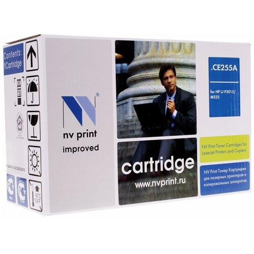 Картридж NV Print CE255A для HP совместимый