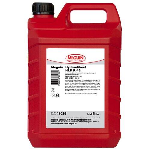 Гидравлическое масло Meguin Hydraulikoil HLP R 46 5 л
