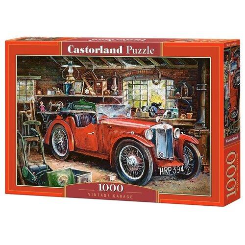 Купить Пазл Castorland Vintage Garage (C-104574), 1000 дет., Пазлы