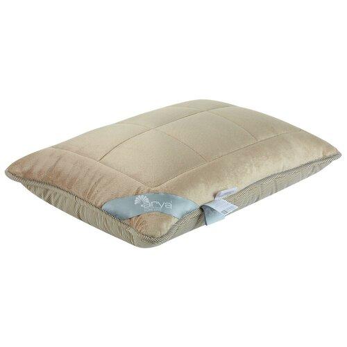 Фото - Подушка Arya Pure Line Sophie 50 х 70 см коричневый подушка arya пух перо natural line bonetta 50 х 70 см белый