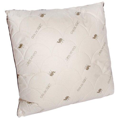 Подушка DREAM TIME Верблюжья шерсть (471070) 70 х 70 см бежевый подушки для беременных dream time подушка верблюжья шерсть 50х70 полиэстер