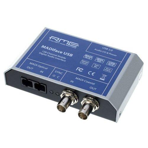 Внешняя звуковая карта RME MADIface USB