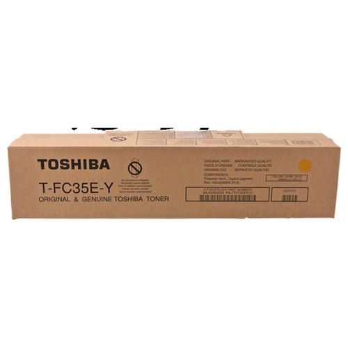 Фото - Картридж Toshiba T-FC35EY (6AJ00000053) картридж toshiba t 2060e 60066062042