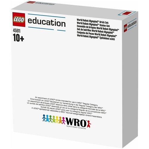 Купить Конструктор LEGO Education MINDSTORMS EV3 45811 Набор для Международной робототехнической олимпиады, Конструкторы