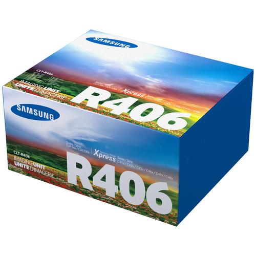 Фото - Фотобарабан Samsung CLT-R406 фотобарабан hp samsung ss673a clt r804 для sl x3280nr цветной