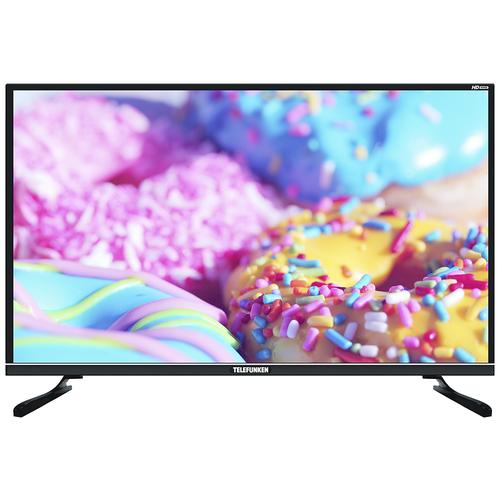 """Телевизор TELEFUNKEN TF-LED24S15T2 23.6"""" (2020) черный"""