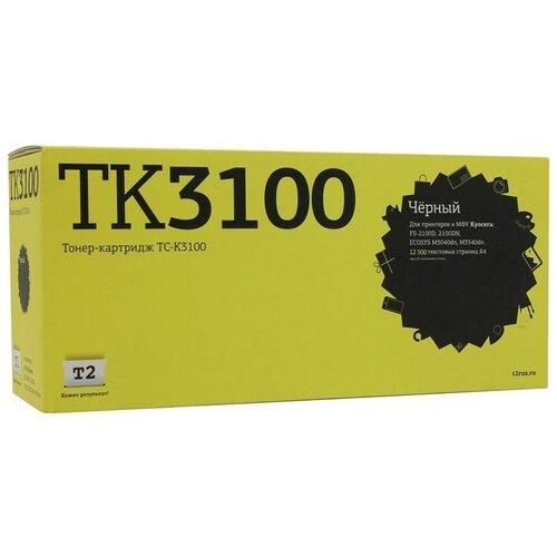 Фото - Картридж T2 TC-K3100, совместимый картридж t2 tc hcf411x совместимый