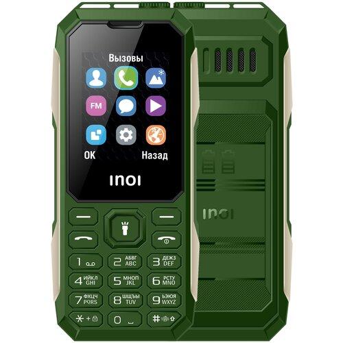 Телефон INOI 106Z зеленый