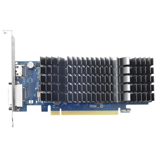 Видеокарта ASUS GeForce GT 1030 Silent LP 2GB (GT1030-SL-2G-BRK), Retail