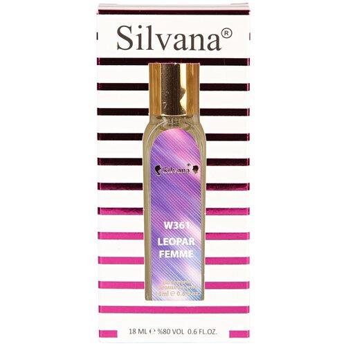Купить Парфюмерная вода Silvana W361 Leopar Femme, 18 мл