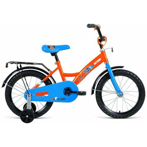 Детский велосипед ALTAIR Kids 16 (2019) оранжевый (требует финальной сборки)