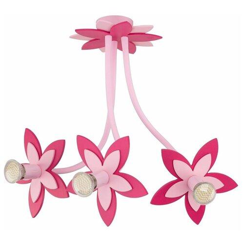 Фото - Люстра Nowodvorski Flowers Pink 6894, GU10, 105 Вт люстра nowodvorski imbria 9678 gu10 350 вт