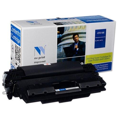 Картридж NV Print CF214X для HP, совместимый картридж nv print cf411a для hp совместимый