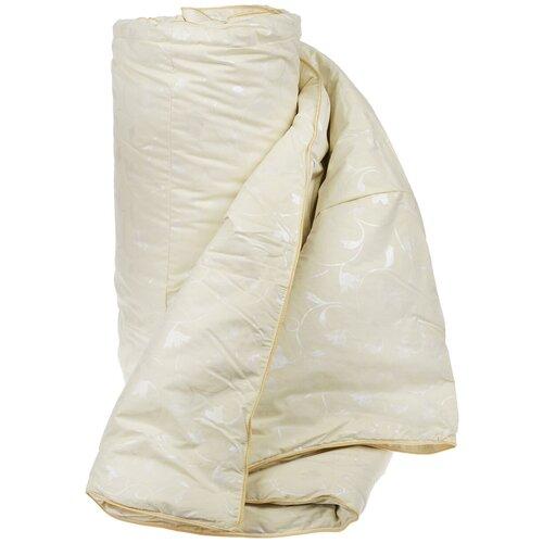 Одеяло Легкие сны Камелия, теплое, 200 х 220 см (шампань)