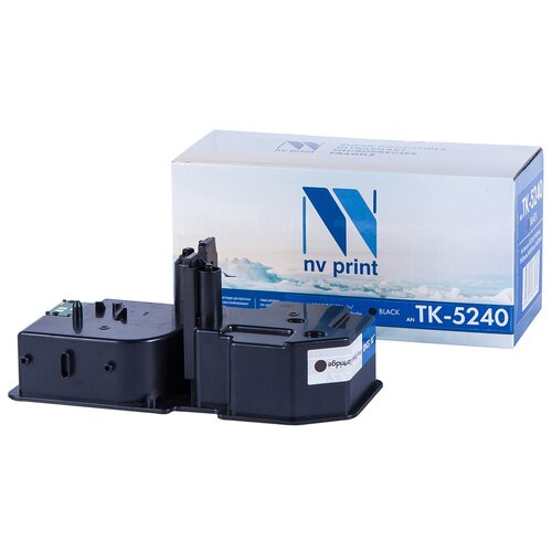 Фото - Картридж NV Print TK-5240 Black для Kyocera, совместимый картридж nv print nv tk 5280m совместимый