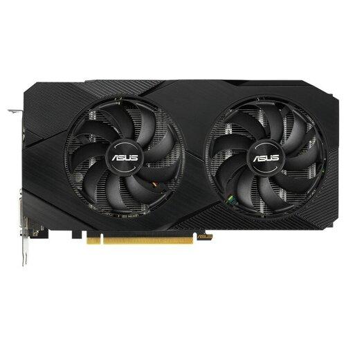 Видеокарта ASUS DUAL GeForce GTX 1660 SUPER OC EVO 6GB (DUAL-GTX1660S-O6G-EVO), Retail