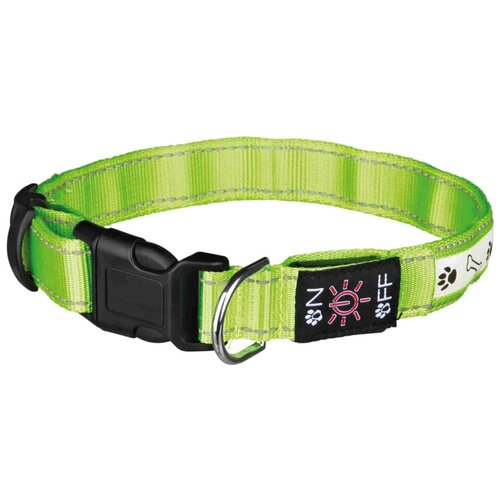 Фото - Ошейник TRIXIE USB Flash L-XL 13072\13077 50-60 см зеленый ошейник trixie usb flash s m 13070 13075 30 40 см зеленый