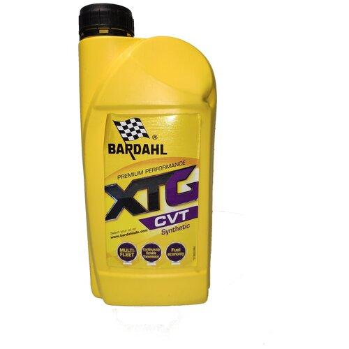 Трансмиссионное масло Bardahl XTG CVT 1 л