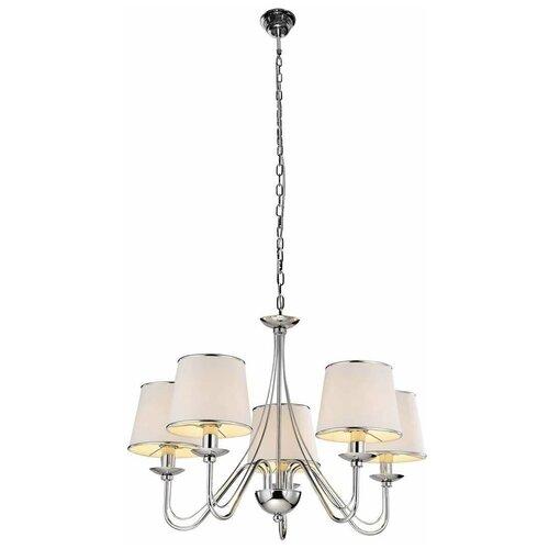 Люстра Arte Lamp Aurora A1150LM-5CC, E14, 200 Вт подвесная люстра arte lamp a9123lm 5cc