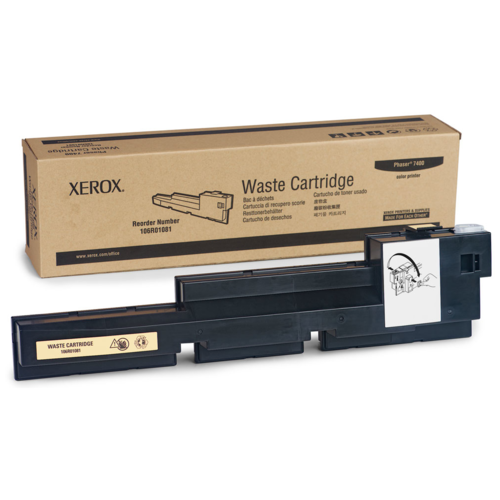 Фото - Бункер отработанного тонера Xerox 106R01081 бункер xerox 109r00736