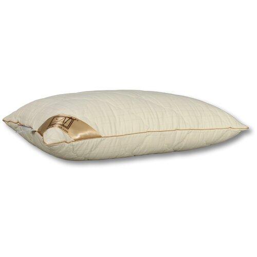 Подушка АльВиТек Модерато (ПМС-070) 68 х 68 см сливочный подушка альвитек лён плн 070 68
