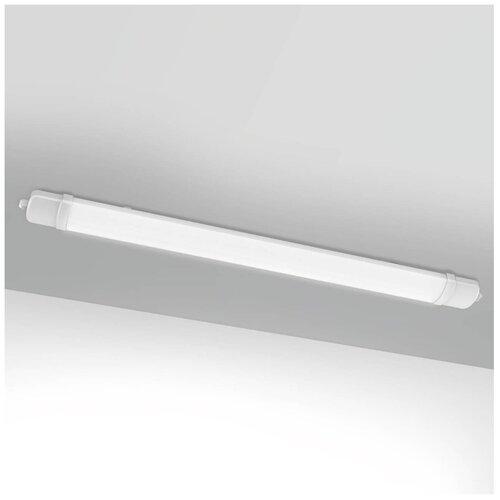 Светодиодный светильник Elektrostandard LTB71 36W 4000К белый, 111.8 х 6 см светодиодный светильник llt ссп 158 16вт 4000к 1100лм 55 х 6 см