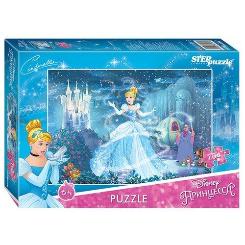 Купить Пазл Step puzzle Disney Золушка - 2 (82162), 104 дет., Пазлы