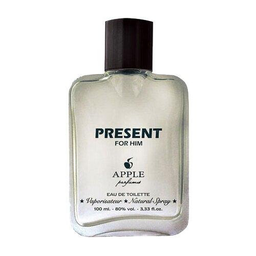 Купить Туалетная вода Apple Parfums Present for Him, 100 мл