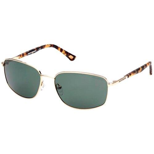Фото - Солнцезащитные очки SKECHERS SE 6043 32R 60 skechers кроссовки мужские skechers dynamight 2 0 rayhill размер 43 5