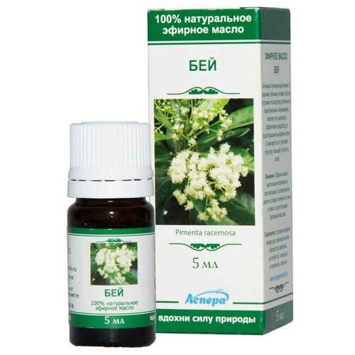 Аспера эфирное масло Бей, 5 мл