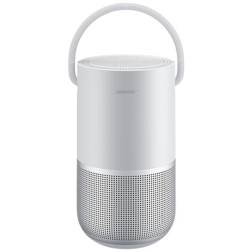 Умная колонка Bose Portable home speaker luxe silver
