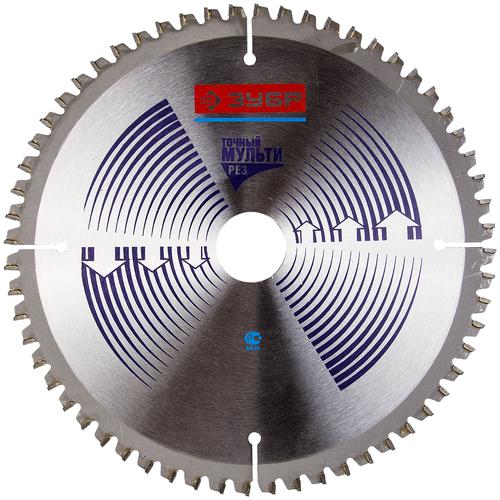 Фото - Пильный диск ЗУБР Эксперт 36907-160-20-48 160х20 мм пильный диск зубр эксперт 36901 160 20 18 160х20 мм