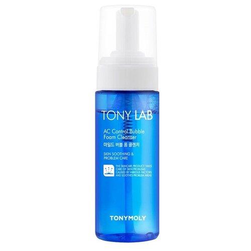 TONY MOLY Tony Lab Кислородная пенка AC Control Bubble Foam Cleanser, 150 мл tony moly tony lab
