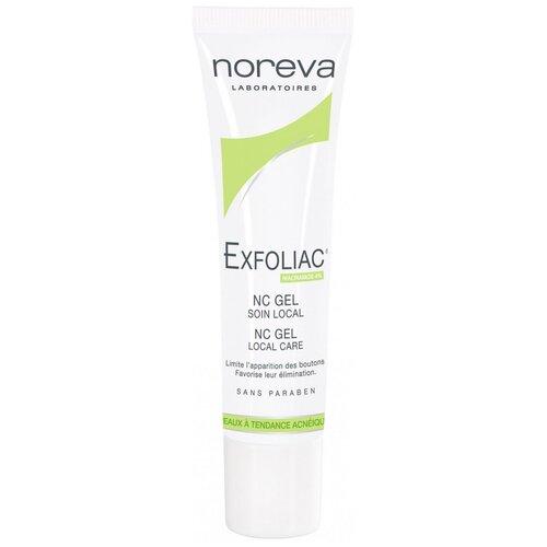 Noreva laboratories Exfoliac Гель NC GEL Soin local, 30 мл по цене 947