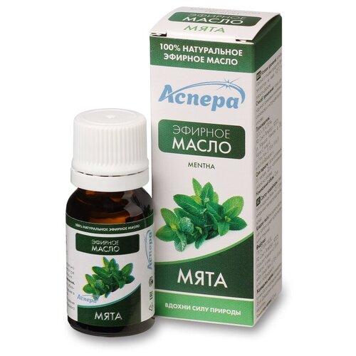 Аспера эфирное масло Мята, 10 мл