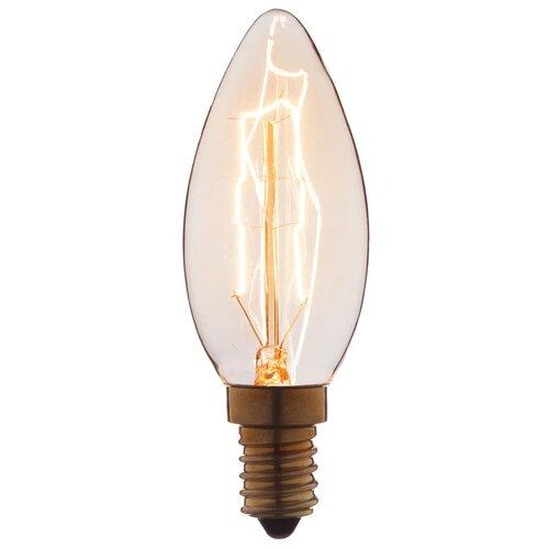 Лампочка накаливания Loft it Edison Bulb 3525 E14 25W