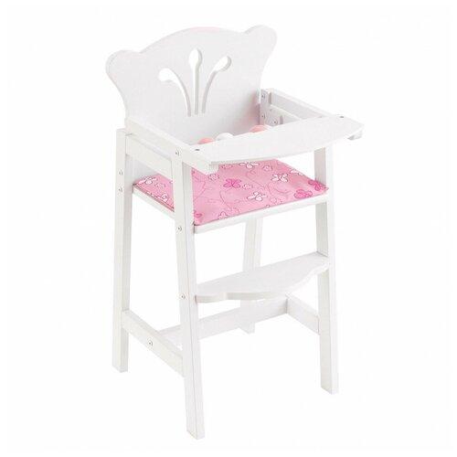 Купить Стульчик для куклы KidKraft 61101_KE, Мебель для кукол