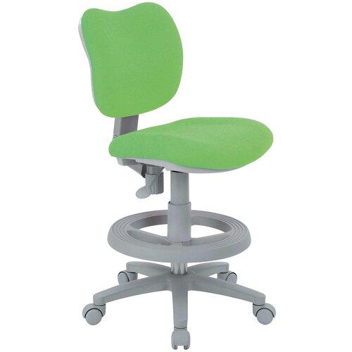 Компьютерное кресло RIFFORMA KIDS CHAIR детское, обивка: текстиль, цвет: зеленый компьютерное кресло rifforma comfort 32 с чехлом детское обивка текстиль цвет розовый