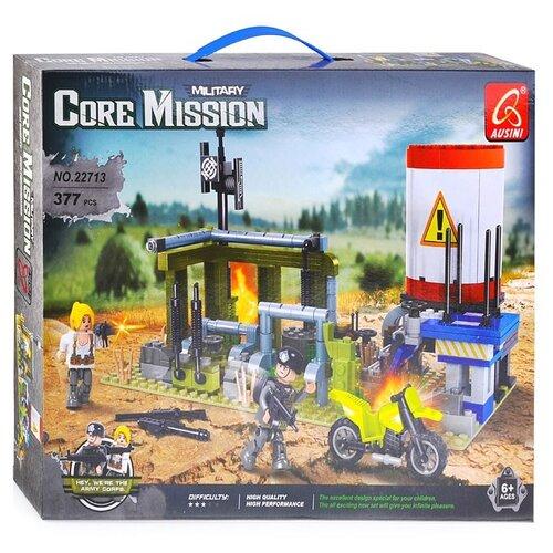 Купить Конструктор Ausini Core Mission 22713, Конструкторы