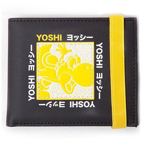 Кошелек Difuzed: Nintendo: Super Mario Festival Yoshi Bifold Wallet MW064643NTN кошелек obey drexel bifold wallet black