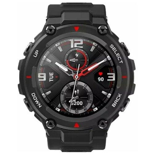 умные часы amazfit t rex smart watch standart eu зеленый камуфляж а1919 Умные часы Amazfit T-Rex Smart Watch Standart А1919
