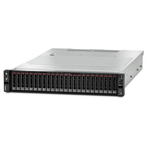 "Сервер Lenovo ThinkSystem SR650 7X06A0LSEA 1 x Intel Xeon Gold 5218R 2.1 ГГц/64 ГБ DDR4/без накопителей/количество отсеков 2.5"" hot swap: 24/количество отсеков 3.5"" hot swap: 2/1 x 750 Вт"
