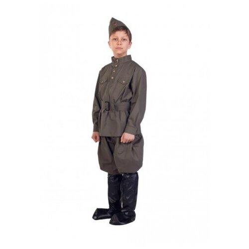Купить Костюм Гимнастерка с брюками (5706), 104-110 см., Вестифика, Карнавальные костюмы