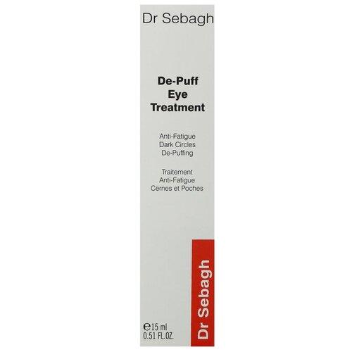 Купить Dr. Sebagh Крем от отеков и темных кругов под глазами De-Puff Eye Treatment, 15 мл