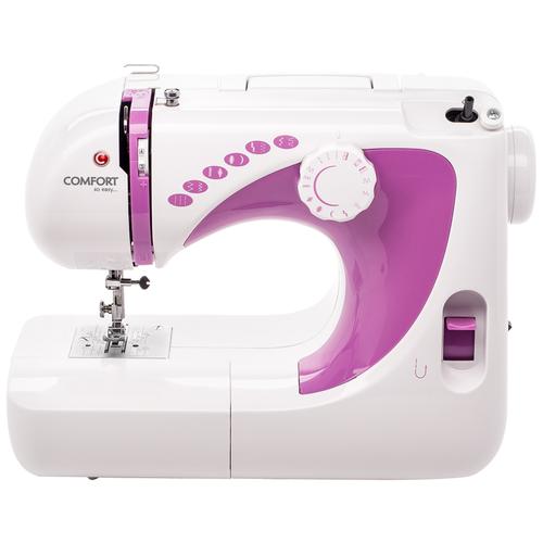 Фото - Швейная машина Comfort 250, бело-розовый швейная машина comfort comfort 250