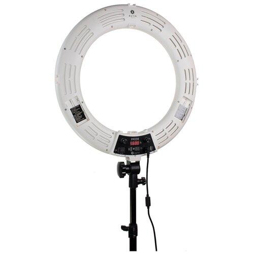 Фото - Лампа кольцевая Aura Helle Pride White кольцевая лампа luazon aks 06 white 4090260